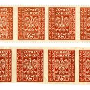 """Fałszerstwo """"Wiedeńskie"""" znaczka Fi.244"""