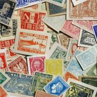 Fałszerstwa znaczków poczt obozowych.