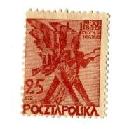 Fałszerstwo znaczka 100.rocznica Powstania Listopadowego