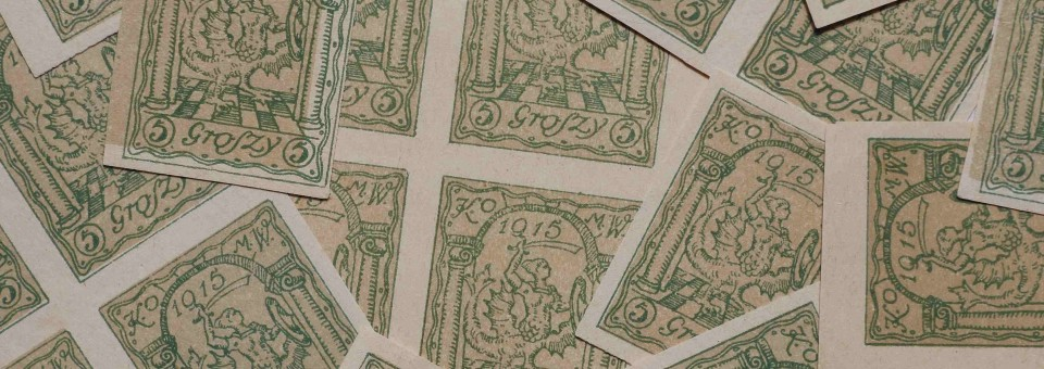 Fałszerstwa poczt Miejskich i Samorządowych