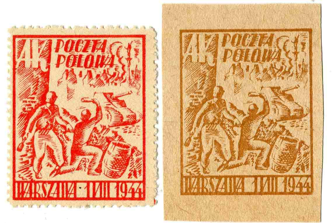 Fi.118 Poczta Polowa AK