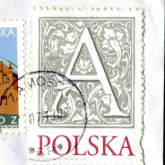 Fałszerstwo znaczka Fi.4349 na szkodę Poczty Polskiej, list z obiegu pocztowego.