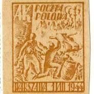 Fałszerstwo znaczka Fi.118 Poczty Powstańczej w Warszawie